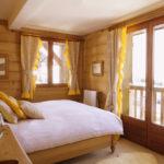Стиль спальни Кантри