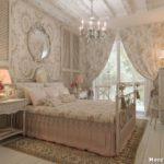 Стиль спальни Прованс