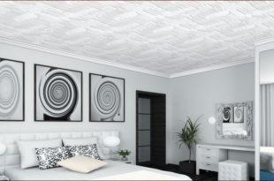 Типы отделки потолка